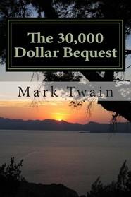 قصة وصية الثلاثين ألف دولار ل مارك توين