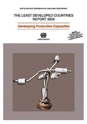 The least developed countries report