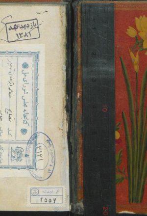 کلیات جامی (نصایح)(نورالدین عبدالرحمان جامی.)