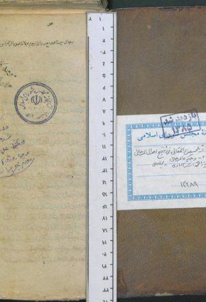 الوجيزه؛محمد باقر بن محمد تقي مجلسي (1111ق.)