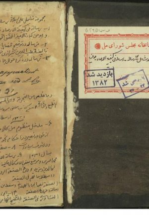 كتاب التعاليق و المجربات(ابوالمعالي نيشابوري.)