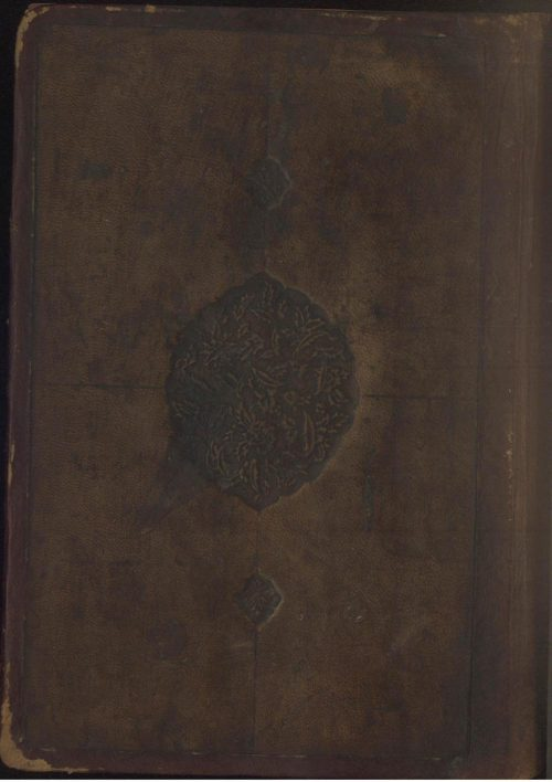 ترجمه دیوان حضرت امیر(ع)(مترجم: ناشناخته.)