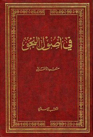 في أصول النحو (ط. المكتب الإسلامي)