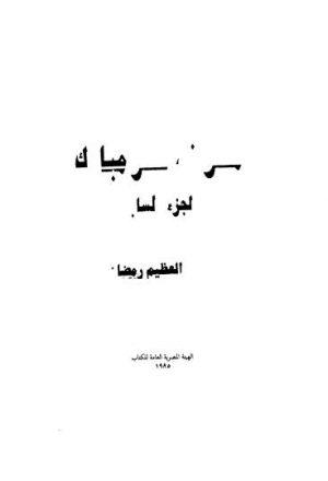 الصراع الاجتماعي والسياسي في عصر مبارك - ج 7