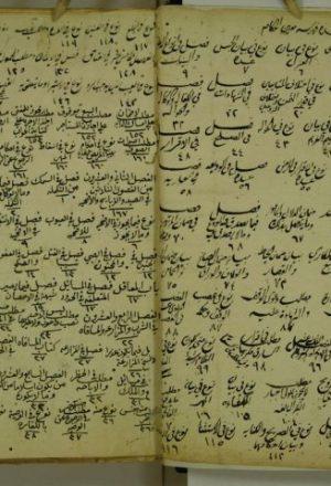 مجموع كتابين أولهم: غاية المرام في تتمة لسان الحكام