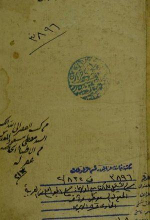 جمع الجوامع في العربية