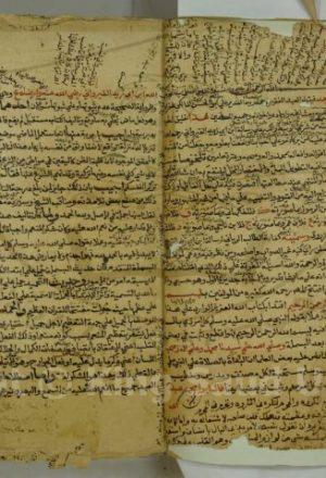 شرح الدواني على متن التهذيب في المنطق للسعد التفتازاني