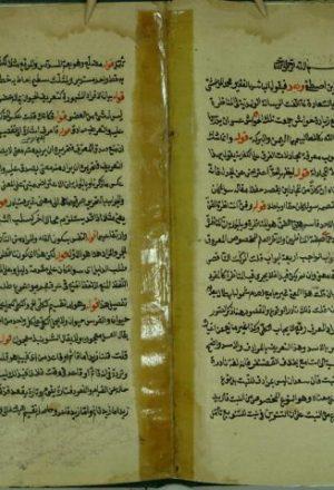 حواشي ساجقلي زارده على الرسالة الولدية