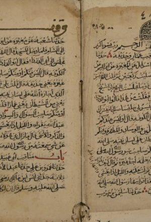 الجامع الصحيح لأبي عبد الله: محمد بن إسماعيل البخاري – ج6 من النسخة السابقة