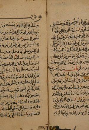 الجامع الصحيح لأبي عبد الله: محمد بن إسماعيل البخاري – ج8