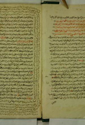 شرح قصيدة ابن باديس في رجال بغداد