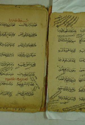 ذات الشفا في سيرة النبي ثم الخلفا ( قصيدة )