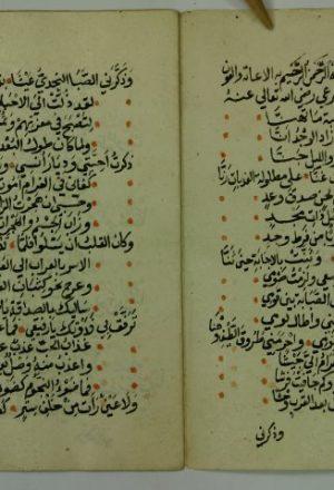 تخميس القصيدة السويجعية في مدح خير البرية