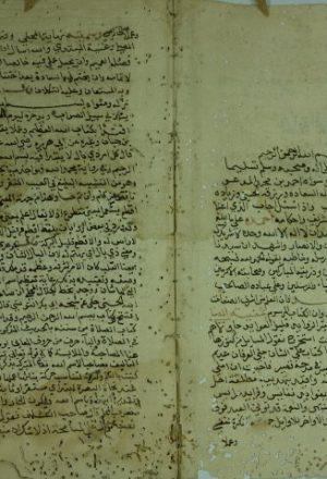 نهاية المجلي في شرح منية المصلي