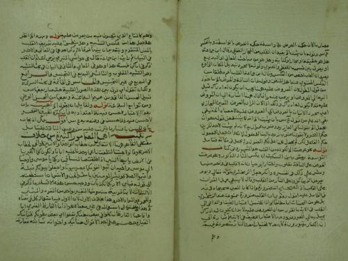 حاشية علي شح تلخيص المفتاح للعلامة سعد الدين التفتازاني المسمي بمختصر المعاني
