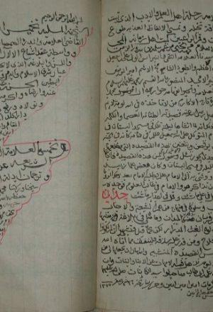 التحفة المسلية تخميس القصيدة المنشية التي أنشأها