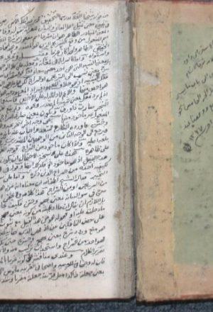 حاشية الشيخ العلامة على الشرح الصغير