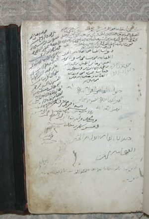 ديوان القاضي محمد بن محمد ..
