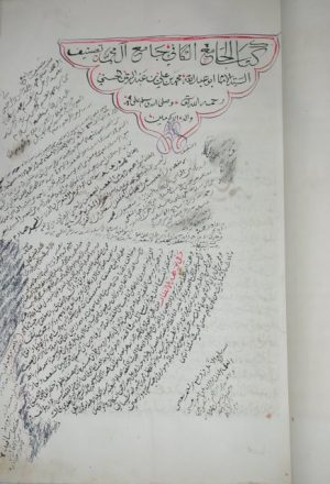 الجامع الكافي جامع آل محمد