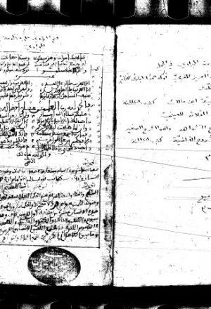 مجموعة في مجلد أولها: فتح الهادي على منظومة المجرادي في الجمل