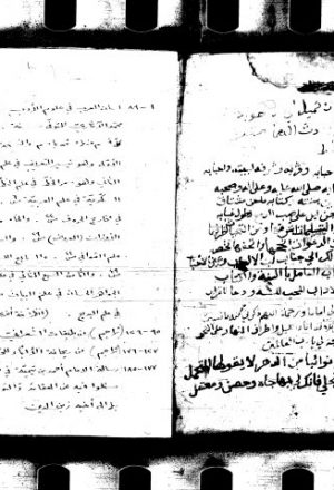 مجموعة في مجلد أولها: لسان العرب في علوم الأدب