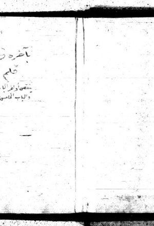 الرحمة في الطب والحكمة لمهدي بن علي بن إبراهيم الصبيري