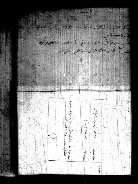 رسالة العشر في معشر الحشر لابن كمال باشا