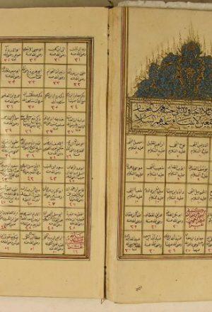مخطوطة - كتائب أعلام الأخيار من فقهاء مذهب النُّعمان المُختار