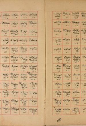 مخطوطة - نفحة الريحانة ورشحة طلاء الحانة