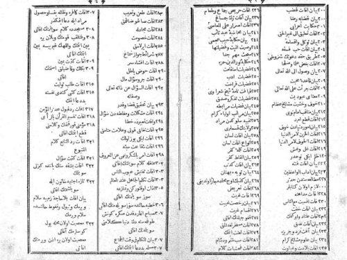 مخطوطة - ترجمة الطريقة المحمدية في السيرة العلية الأحمدية للبركوي (تكمله ترجمهء طريقت محمديه)