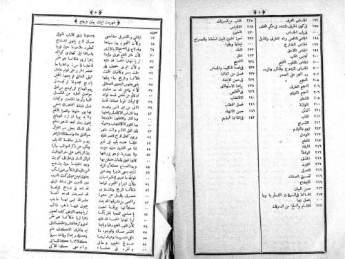 مخطوطة - النفع المعول في ترجمة التلخيص والمطول (ج: 1)