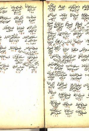 مخطوطة - شرح التلويح على التوضيح لمتن التنقيح