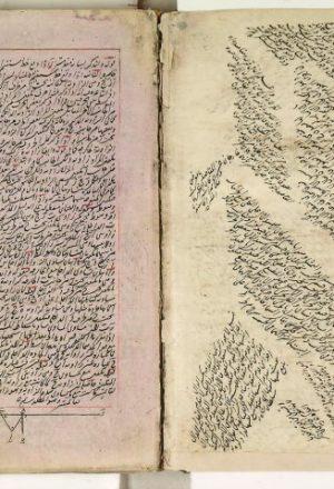 مخطوطة - شرح التفتازاني على شرح قطب التحتاني على الشمسية للكاتبي