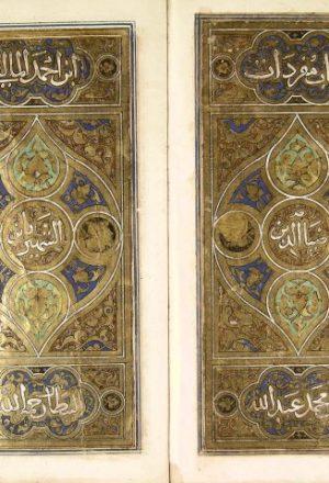 مخطوطة - الجامع الكبير في الأدوية المفردة والأغذية، مفردات ابن البيطار