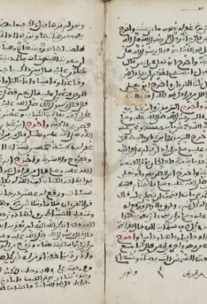 مخطوطة - فضائل قل هو الله أحد للسيوطي