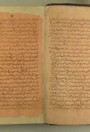 مخطوطة - معالم التنزيل للبغوي