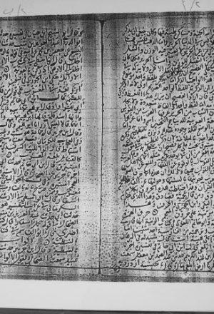 مخطوطة - المهذب في ما وقع في القرآن من المعرب للسيوطي
