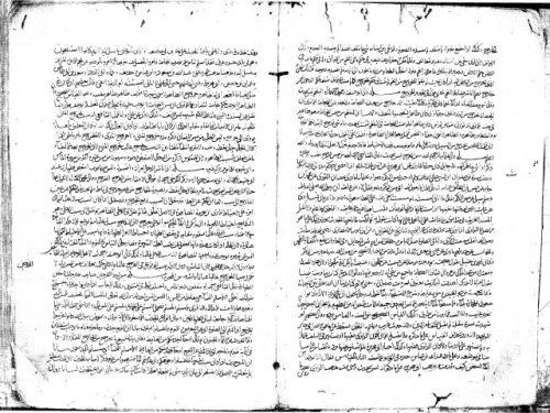 مخطوطة - أسرار المسائل في الفقه