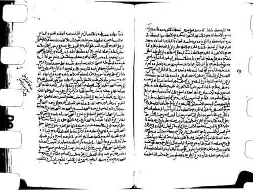 مخطوطة - المستوعب في الفقه - ج1