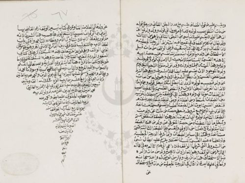 مخطوطة - رسائل ابن عابدين-الاقوال الواضحة الجلية 1