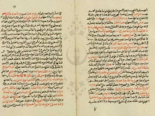 مخطوطة - فتح الجواد بشرح منظومة ابن العماد فى الفقه