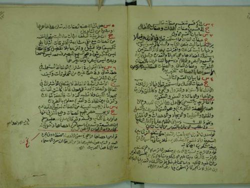 مخطوطة - مالابد منه في امور الدين على طريقة السلف الصالح ومذهب الامام احمد بن حنبل Makhtotah 731