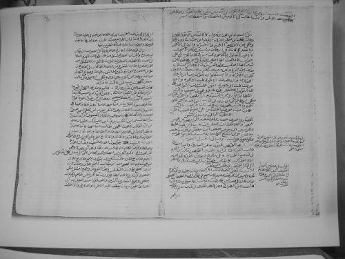 مخطوطة - المعرب والدخيل