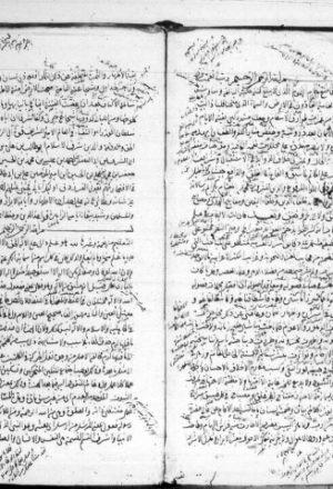 مخطوطة - شرح لب الألباب في علم الإعراب لنقره كار
