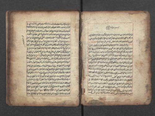 مخطوطة - علم اللغة, مجموعات