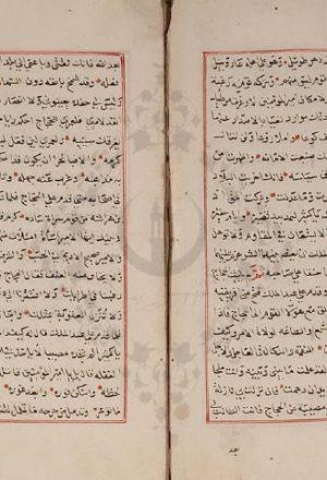 مخطوطة - الزيادات على المحاضرات للسيوطي