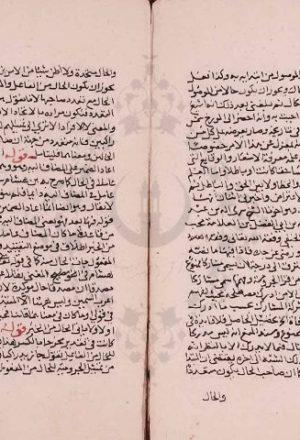 مخطوطة - الكر على عبدالبر  للسيوطي