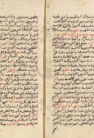مخطوطة - الكلم الطيب للسيوطي