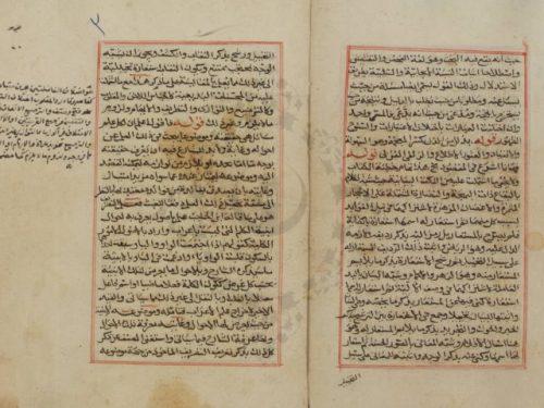 مخطوطة - حاشية ابن قاسم الغزى على شرح سعدالدين التفتازانى علىالعزى فى التصريف  --333874