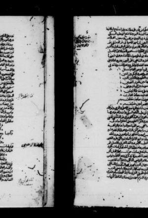 مخطوطة - ذيل دول ألأسلام للسخاوي